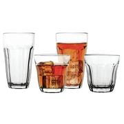Circle Glass Rockford 16 Piece Entertaining Glassware Set