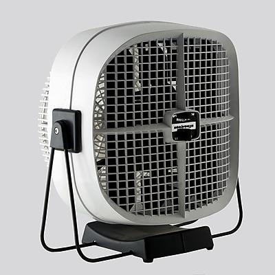 SeaBreeze Electric 10'' Oscillating Wall Fan