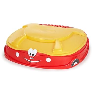 Little Tikes Cozy Coupe 4.17' Rectangular Sandbox