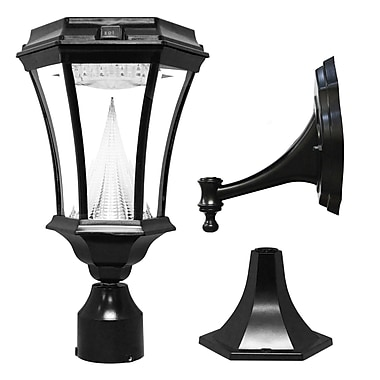 Gama Sonic Victorian 9-Light LED Lantern Head