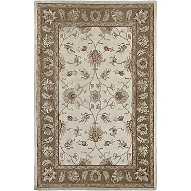 AMER Rugs Mosaic Camel/Brown San Giovanni Rug; 7'6'' x 9'6''