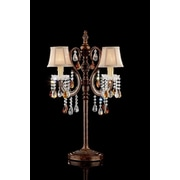 OK Lighting 32'' Table Lamp