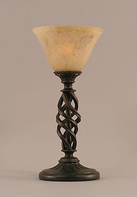 Toltec Lighting Elegante 14'' Torchiere Lamp