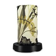 Patio Living Concepts PatioGlo LED Bright 16'' Table Lamp; Caviar