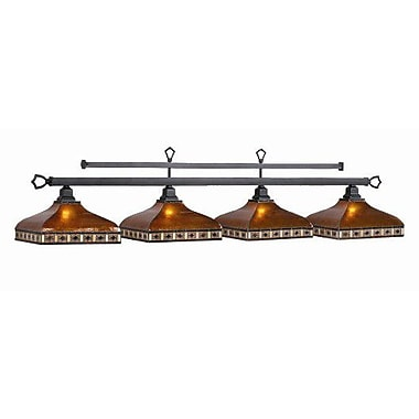 RAM Game Room Tahoe 4-Light Billiard Light