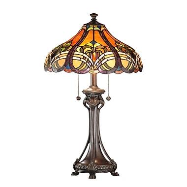 Dale Tiffany Bellas 25.5'' Table Lamp