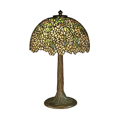 Dale Tiffany Wisteria 17'' Table Lamp