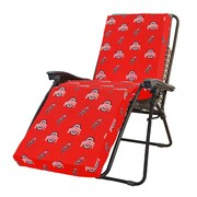 College Covers NCAA Ohio State Outdoor Chaise Lounge Cushion