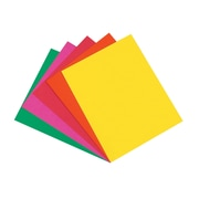 "Pacon® Card Stock, 8.5"" x 11"", Brights Color Assortment, 100 ct (PAC101175)"