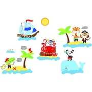 Fun To See Pirates Wall Decal
