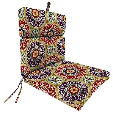 Jordan Manufacturing Universal Outdoor Adirondack Chair Cushion