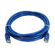 "Digiwave 50 Feet Cat6 Male to Male Network Cable, 6"" x 6"" x 2"", Blue"