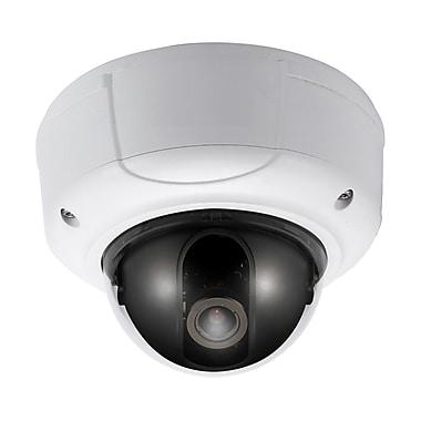 SeqCam – Caméra dôme anti-vandalisme WDR jour/nuit 700 LTV, 4,7 po x 6,3 pox 6,3 po, blanc