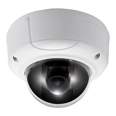 SeqCam 3 Megapixel Full HD Vandal-proof Network Dome Camera, 4.7