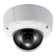 SeqCam SEQHDB3300 Wired Indoor/Outdoor Dome Camera 1280 TVL