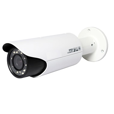 SeqCam 2 Megapixel Full HD Network Motorized IR-Bullet Camera, 4.1