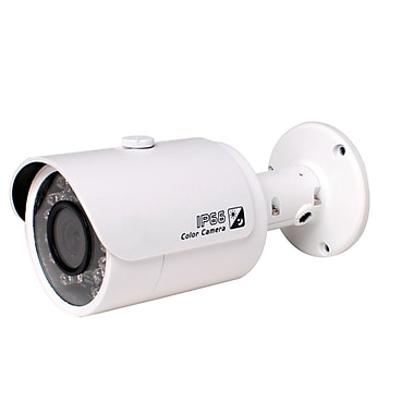 SeqCam 2 Megapixel Full HD Network Small IR-Bullet Camera, 2.8