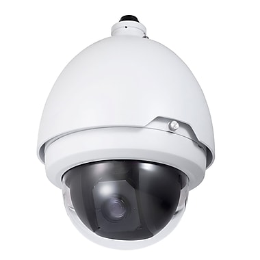 SeqCam 36x Cost-Effective WDR PTZ Dome Camera, 12.8