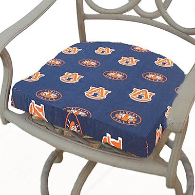 College Covers NCAA Auburn Outdoor Dining Chair Cushion
