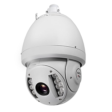 SeqCam 3 Megapixel Full HD Network IR PTZ Dome Camera, 15