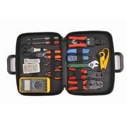 HV Tools - Trousse d'outils professionnelle, 3 x 15 x 10 po, noir