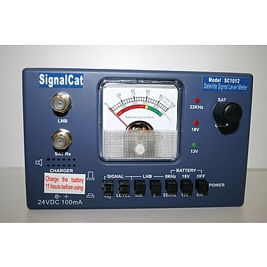 Digiwave Satellite Signal Level Meter, 5