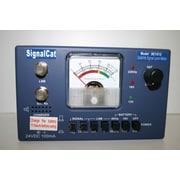 """Digiwave Satellite Signal Level Meter, 5"""" x 7"""" x 7"""", Blue"""
