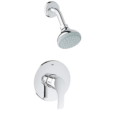 Grohe New Eurosmart Shower System w/ Lever Handle
