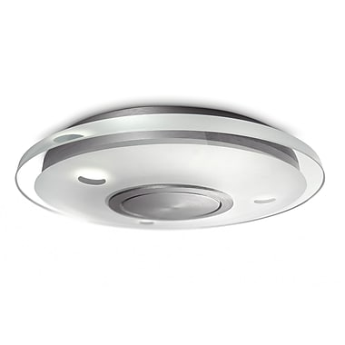 Philips Vidro 3-Light Flush Mount