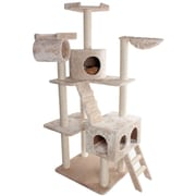 Majestic Pet 73'' Casita Fur Cat Tree