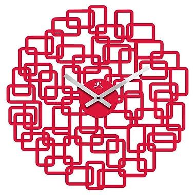 Brayden Studio Faning 19'' Wall Clock