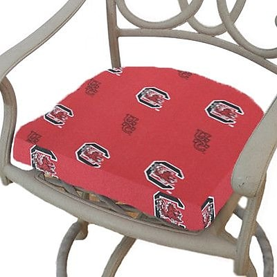 College Covers NCAA South Carolina Outdoor Dining Chair Cushion