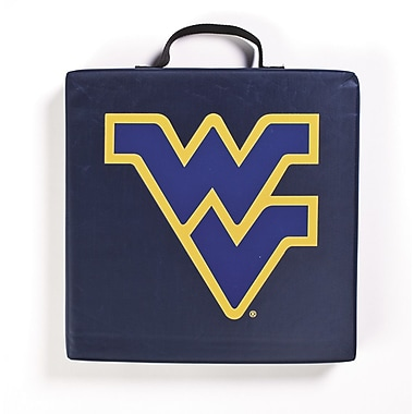 BSI Products NCAA West Virginia Mountaineers Outdoor Adirondack Chair Cushion