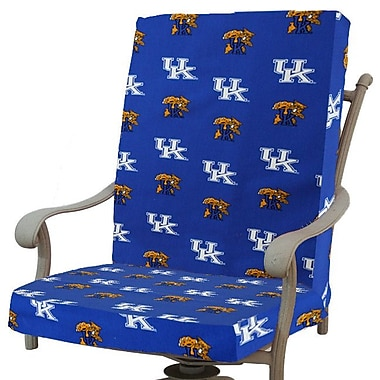 College Covers NCAA Kentucky Outdoor Dining Chair Cushion