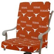 College Covers NCAA Texas Longhorns Outdoor Dining Chair Cushion