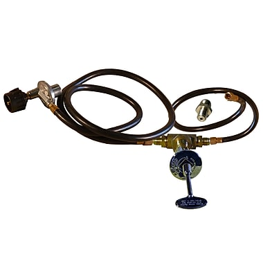 ETCO Fire Pit Propane Gas Connection Kit