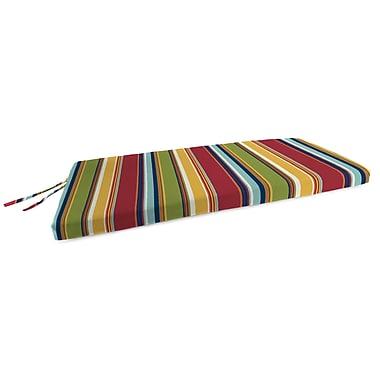 Jordan Manufacturing Outdoor Bench Cushion