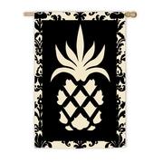 Evergreen Flag & Garden EverOptics Traditional Pineapple Garden Flag