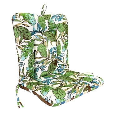 Jordan Manufacturing Outdoor Dining Chair Cushion