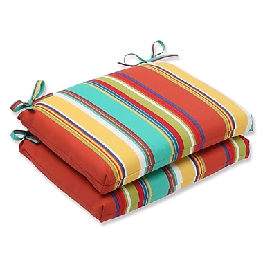 Pillow Perfect Westport Outdoor Bench Cushion (Set of 2)