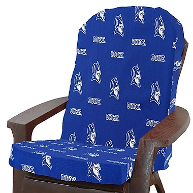 College Covers NCAA Outdoor Adirondack Chair Cushion