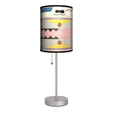 Lamp-In-A-Box Decor Art Jazz Age 20'' Table Lamp