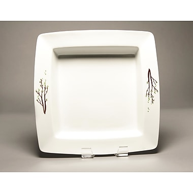 MarlaDawn Trees Square Serving Platter