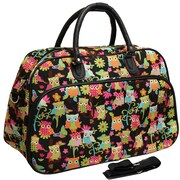 World Traveler Owl 21'' Carry-On Duffel