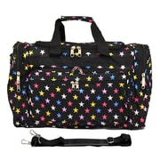 World Traveler Stars 19'' Shoulder Duffel; Multi