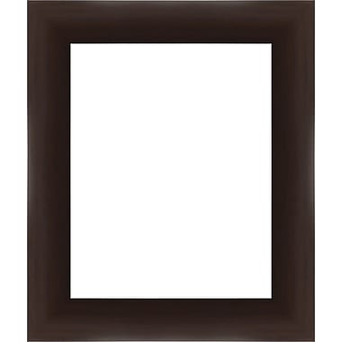 PTM Images Contemporary Photo Frame; Espresso