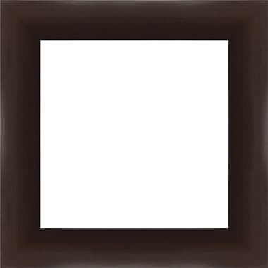 PTM Images Contemporary Photo Frame; Espresso