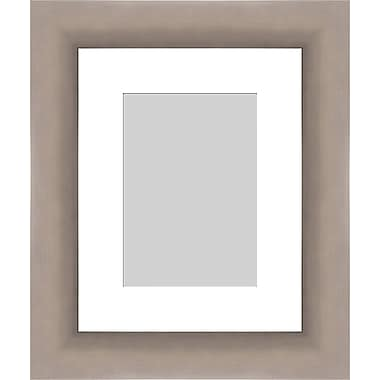 PTM Images Contemporary Photo Frame; Champagne