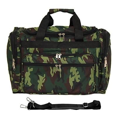 World Traveler Camouflage 19'' Shoulder Duffel