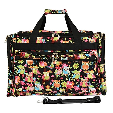 World Traveler Owl 19'' Shoulder Duffel